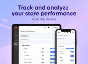 analyze store performance from any device