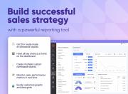 build efficient sales strategy