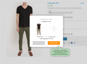use pop-up to improve ux