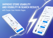 improve store usability and visibility in search