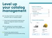 level up your catalog management