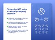 grow revenue from b2b customers
