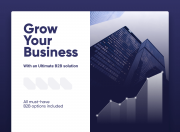 grow your business step by step with b2b e-commerce suite