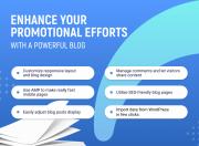 enhance your promotional efforts