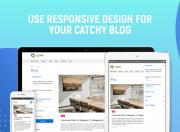 enjoy blog pro responsive design