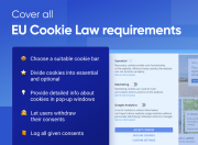 comply with the cookie law