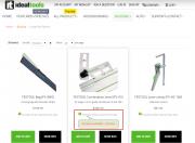 frontend example of custom stock status