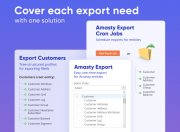 cover multiple export needs