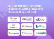 promote your products on the most popular shopping platforms