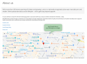 use configurable widget to add the google map to any cms-page