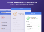 check your site score in the google pagespeed insights tool