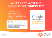 rich snippets infographics