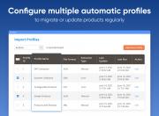 create multi-purpose import profiles