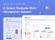 equip your store with a comprehensive navigation system
