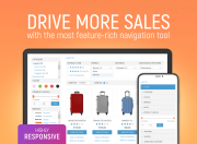 drive more sales with an advanced navigation tool