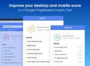 get higher score in google pagespeed insights