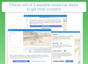 choose suitable cookie bar