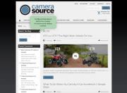 define blog layout and configure sidebar