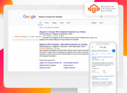 benefit from magento 2 rich snippets in search results