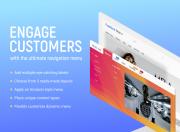 enrich your website with unique mega menu for magento 2