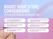 boost your store conversions with an outstanding navigation tool