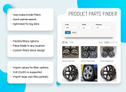 product parts finder main features