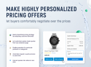 grow your revenue with personalized purchasing offers