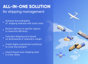 optimize shipping management with all-in-one solution