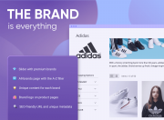 enable engaging brand presentation in your store