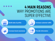 increase profit with 20+ types of targeted promotions