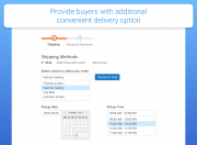 provide additional convenient delivery option