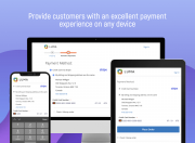 allow customer paying via stripe from any device