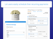 let users adjust subscription cycle based on their needs