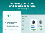 improve your store and customer service with whatsapp combo for magento 2