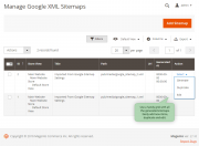 easily add new sitemaps, generate and edit them