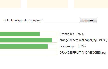 ajax image uploader for magento