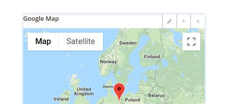 magento 2 custom form with google maps