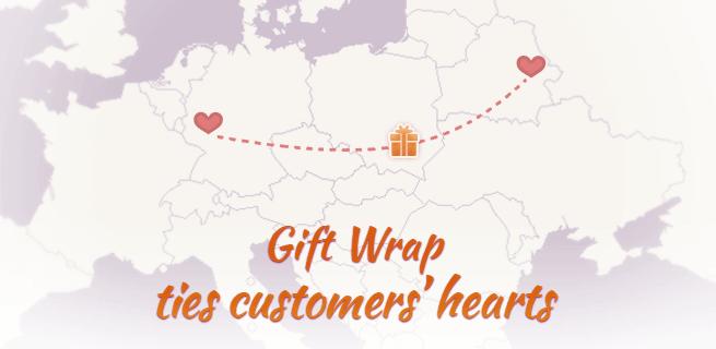 Magento Gift Wrap module