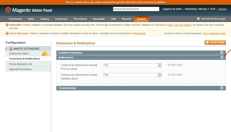 notifications-disable-magento