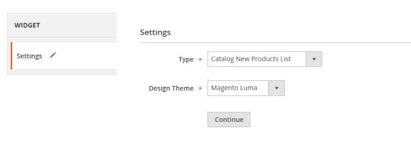 magento-2-new-products-widget-settings