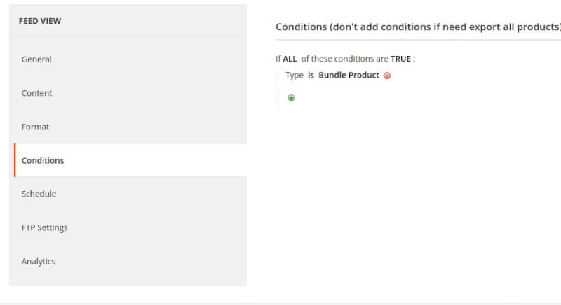 magento-2-product-feed-conditions
